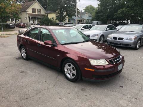 2004 Saab 9-3 for sale at Emory Street Auto Sales and Service in Attleboro MA
