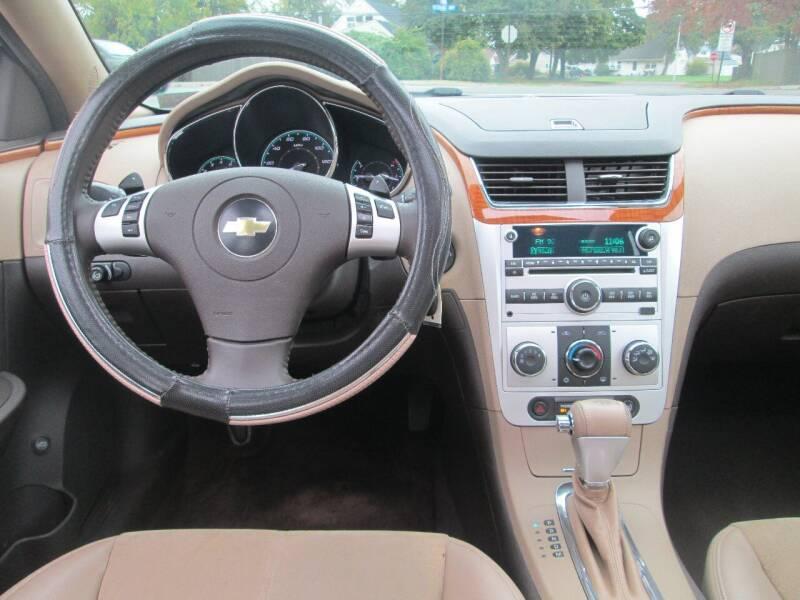 2010 Chevrolet Malibu LT 4dr Sedan w/2LT - Levittown PA