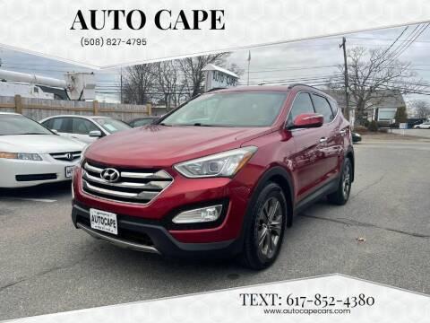2013 Hyundai Santa Fe Sport for sale at Auto Cape in Hyannis MA