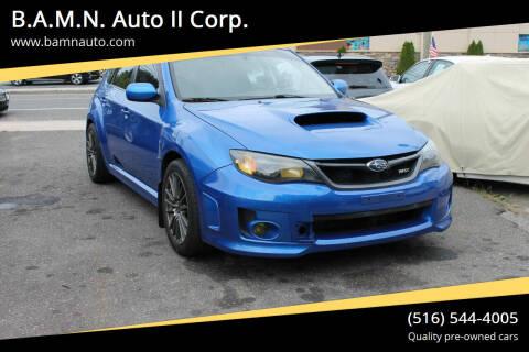 2013 Subaru Impreza for sale at B.A.M.N. Auto II Corp. in Freeport NY