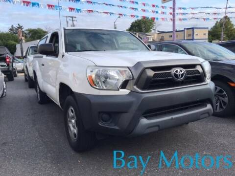 2014 Toyota Tacoma for sale at Bay Motors Inc in Baltimore MD