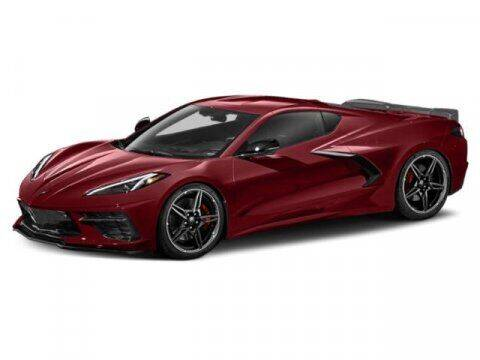 2020 Chevrolet Corvette for sale at Suburban Chevrolet in Claremore OK