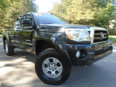 2007 Toyota Tacoma for sale at Sunshine Auto Sales in Kansas City MO