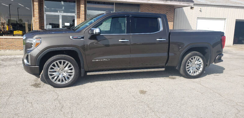2019 GMC Sierra 1500 for sale at RAP Automotive in Goshen IN