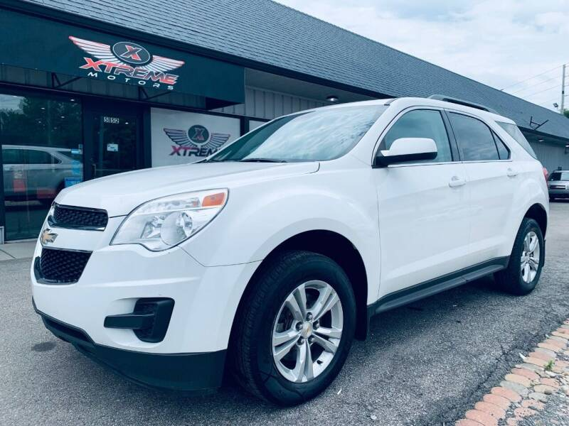 2015 Chevrolet Equinox for sale at Xtreme Motors Inc. in Indianapolis IN