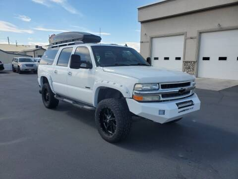 2006 Chevrolet Suburban for sale at Auto Image Auto Sales Chubbuck in Chubbuck ID