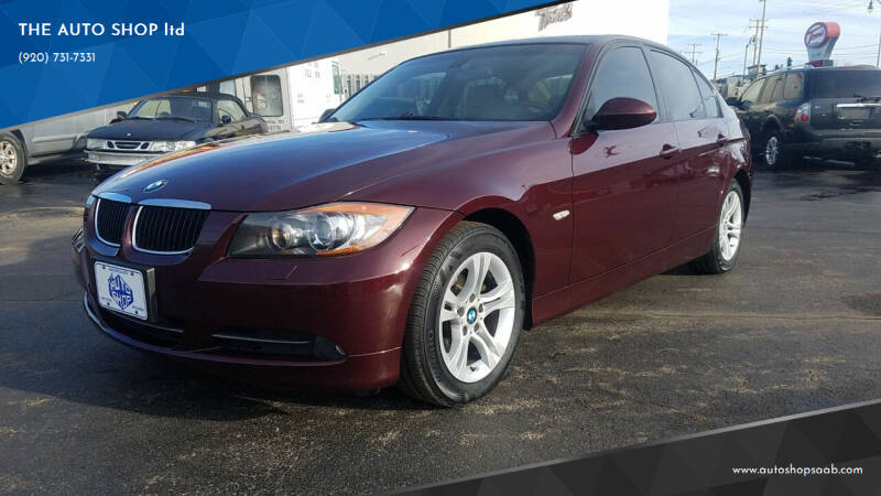 2008 BMW 3 Series for sale at THE AUTO SHOP ltd in Appleton WI