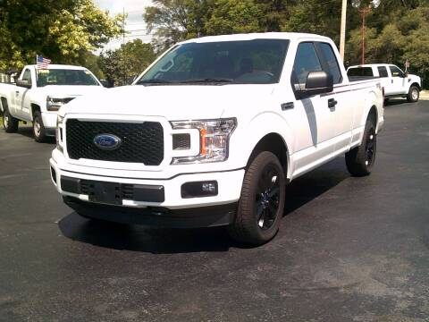 2020 Ford F-150 for sale at Stoltz Motors in Troy OH