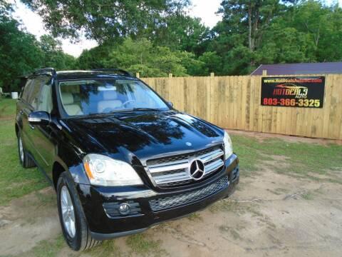 2007 Mercedes-Benz GL-Class for sale at Hot Deals Auto LLC in Rock Hill SC