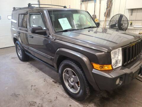 2006 Jeep Commander for sale at Lewis Blvd Auto Sales in Sioux City IA