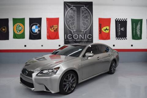 2015 Lexus GS 350 for sale at Iconic Auto Exchange in Concord NC