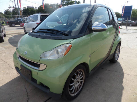 2011 Smart fortwo for sale at West End Motors Inc in Houston TX