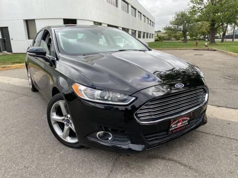 2016 Ford Fusion for sale at JerseyMotorsInc.com in Teterboro NJ