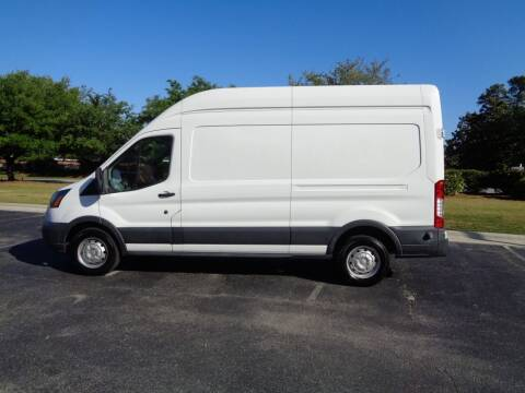 2015 Ford Transit Cargo for sale at BALKCUM AUTO INC in Wilmington NC