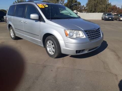 2010 Chrysler Town and Country for sale at COMMUNITY AUTO in Fresno CA