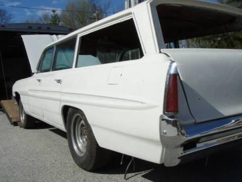1961 Pontiac Bonneville for sale at Classic Car Deals in Cadillac MI