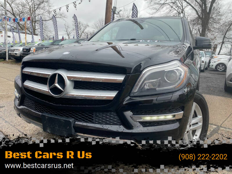2013 Mercedes-Benz GL-Class for sale at Best Cars R Us in Plainfield NJ