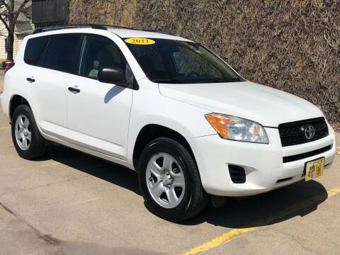 2011 Toyota RAV4 for sale at El Tucanazo Auto Sales in Grand Island NE