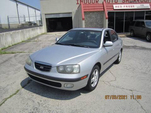 2003 Hyundai Elantra for sale at Competition Auto Sales in Tulsa OK