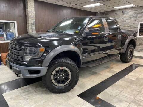 2014 Ford F-150 for sale at Sonias Auto Sales in Worcester MA