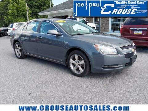 2009 Chevrolet Malibu Hybrid for sale at Joe and Paul Crouse Inc. in Columbia PA