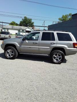 2002 Jeep Grand Cherokee for sale at STAR CITY PRE-OWNED in Morgantown WV