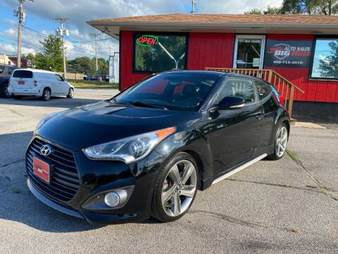 2013 Hyundai Veloster for sale at Big Red Auto Sales in Papillion NE