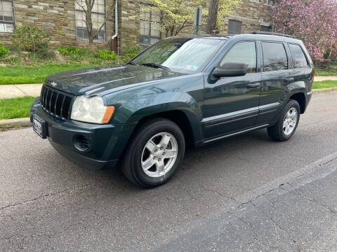 2005 Jeep Grand Cherokee for sale at Michaels Used Cars Inc. in East Lansdowne PA
