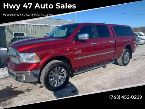 2015 RAM Ram Pickup 1500 for sale at Hwy 47 Auto Sales in Saint Francis MN