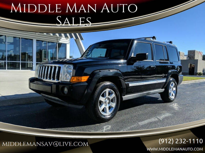 2006 Jeep Commander for sale at Middle Man Auto Sales in Savannah GA