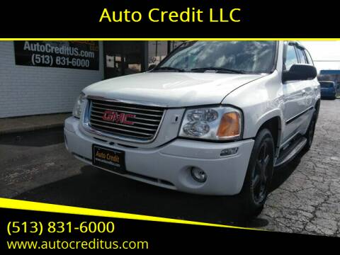 2008 GMC Envoy for sale at Auto Credit LLC in Milford OH