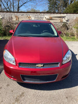 2015 Chevrolet Impala Limited for sale at 1A Auto Mart Inc in Smyrna TN