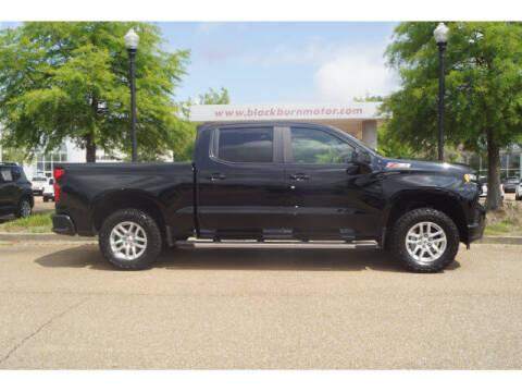 2021 Chevrolet Silverado 1500 for sale at BLACKBURN MOTOR CO in Vicksburg MS