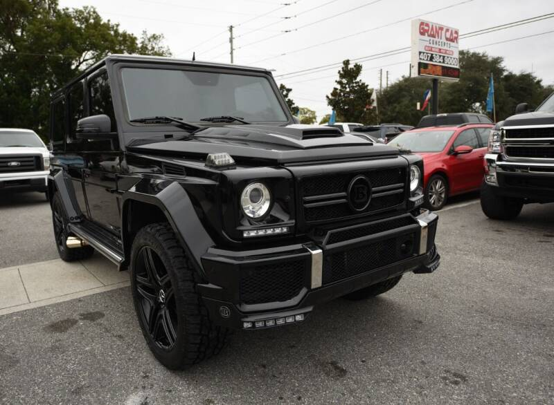 2011 Mercedes-Benz G-Class for sale at Grant Car Concepts in Orlando FL