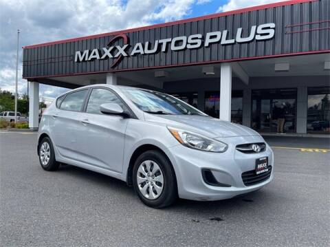2015 Hyundai Accent for sale at Maxx Autos Plus in Puyallup WA