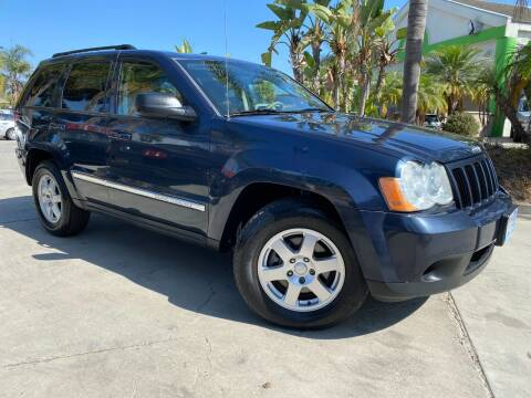 2010 Jeep Grand Cherokee for sale at Luxury Auto Lounge in Costa Mesa CA