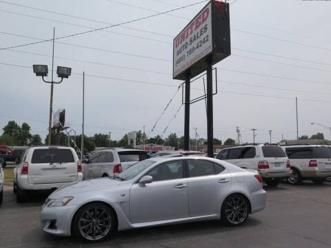 2008 Lexus IS F for sale at United Auto Sales in Oklahoma City OK