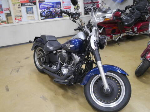 2012 Harley-Davidson FAT BOY FLSTFB103 for sale at Rydell Auto Outlet in Mounds View MN