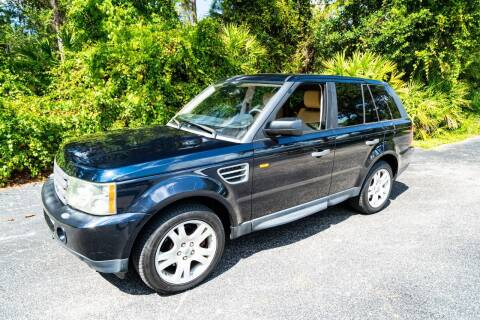 2006 Land Rover Range Rover Sport for sale at American Classic Car Sales in Sarasota FL