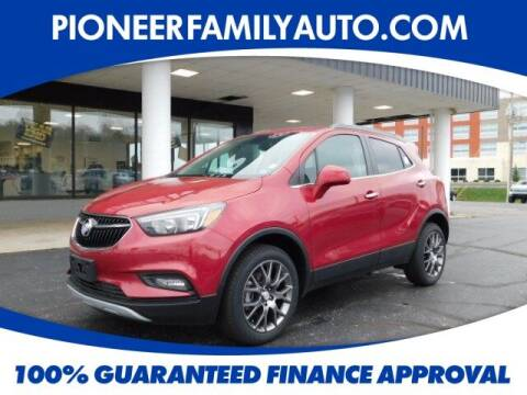 2020 Buick Encore for sale at Pioneer Family auto in Marietta OH
