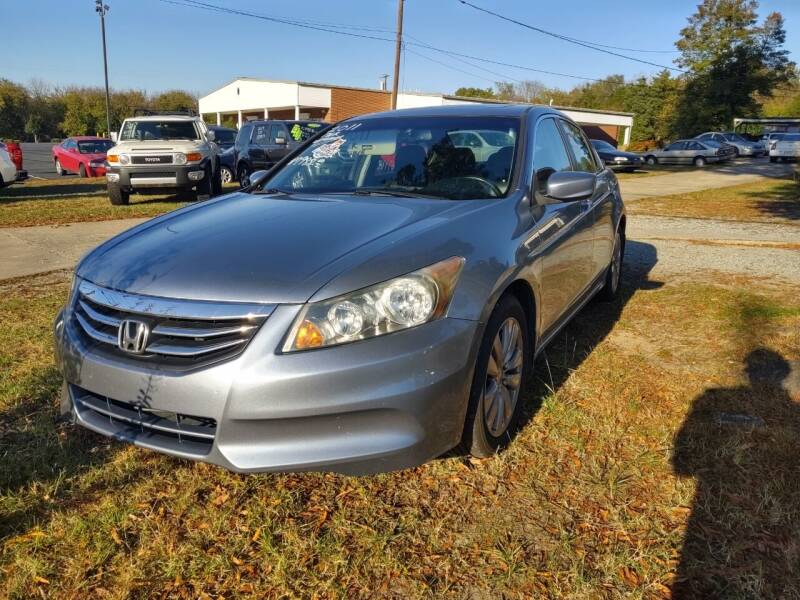 2011 Honda Accord for sale at Ray Moore Auto Sales in Graham NC