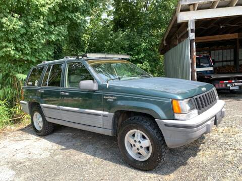 1994 Jeep Grand Cherokee for sale at Automax of Eden in Eden NC