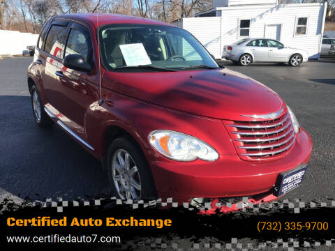 2010 Chrysler PT Cruiser for sale at Certified Auto Exchange in Keyport NJ
