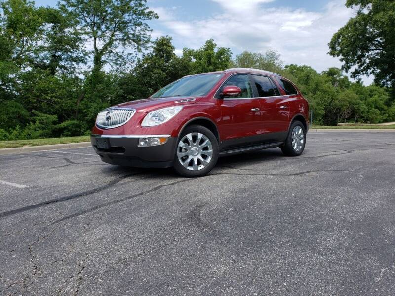 2010 Buick Enclave for sale at D&C Motor Company LLC in Merriam KS