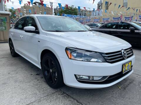 2015 Volkswagen Passat for sale at Elite Automall Inc in Ridgewood NY