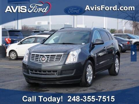 2015 Cadillac SRX for sale at Work With Me Dave in Southfield MI