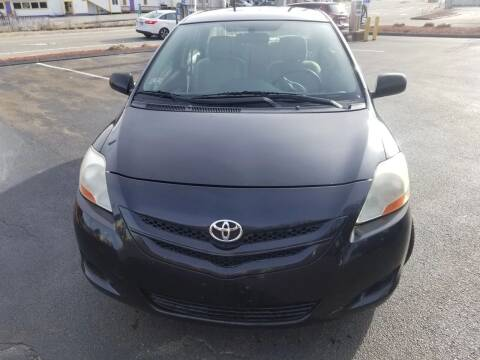 2007 Toyota Yaris for sale at Diamond Auto Sales & Service in Norwich CT