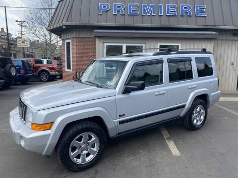 2007 Jeep Commander for sale at Premiere Auto Sales in Washington PA