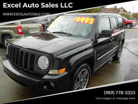 2009 Jeep Patriot for sale at Excel Auto Sales LLC in Kawkawlin MI