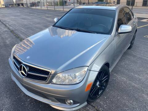 2009 Mercedes-Benz C-Class for sale at Supreme Auto Gallery LLC in Kansas City MO